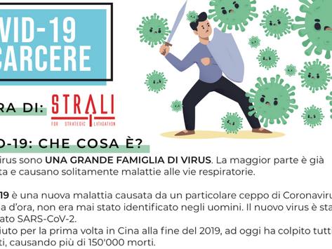 IL VADEMECUM COVID&CARCERE DI STRALI