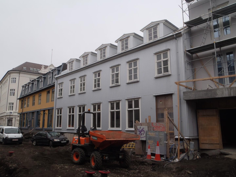 Hafnarstræti - Rvk. Konsúlat hótel