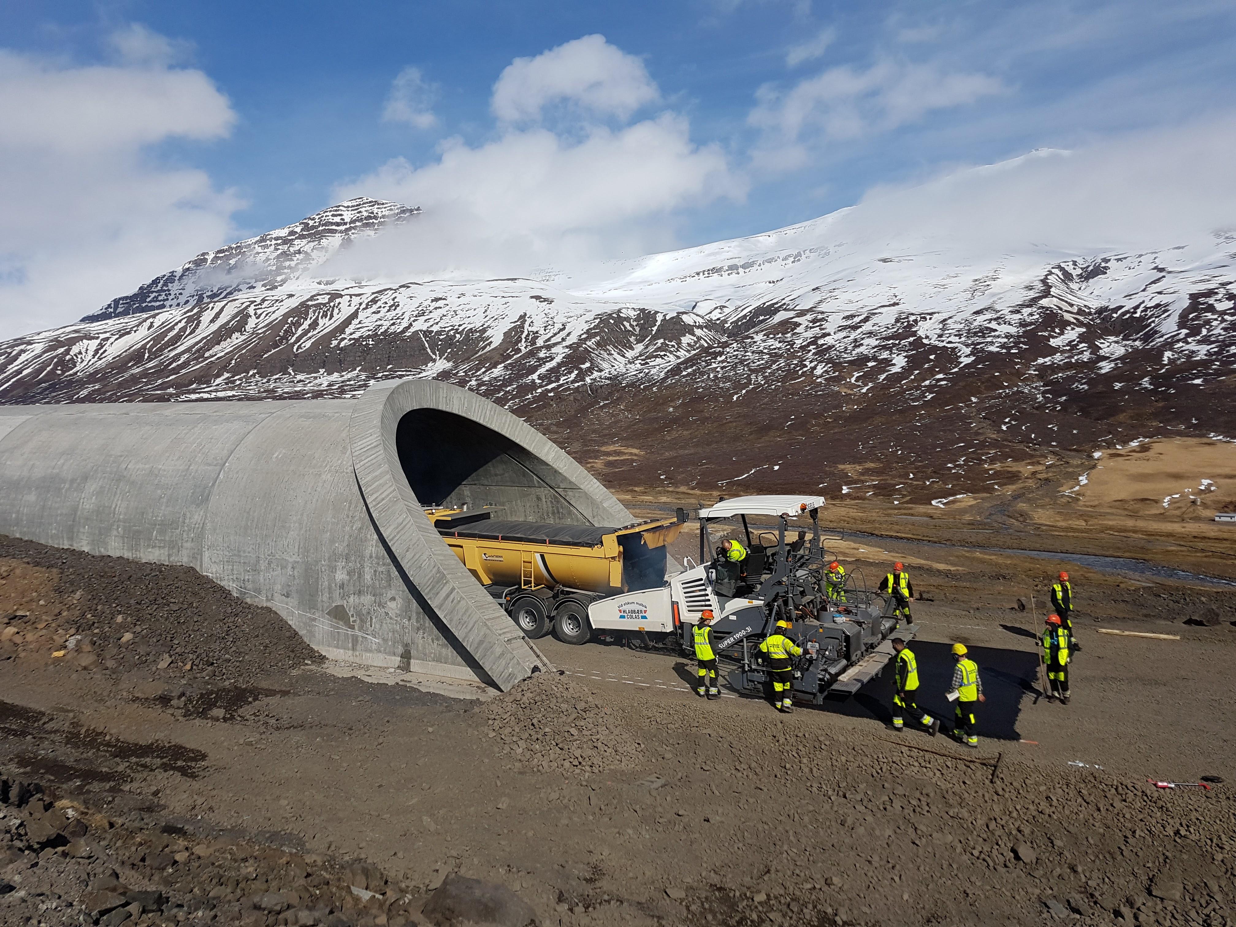 Norðfjarðargöng