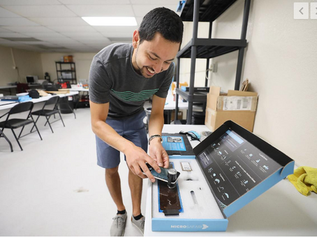 Arizona Daily Star: Tucson Tech: New Twist on Ant Farm Wins Pitch at IdeaFunding event