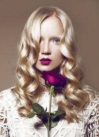 Уход за волосами,здоровые и блестящие волосы,цвет блонд