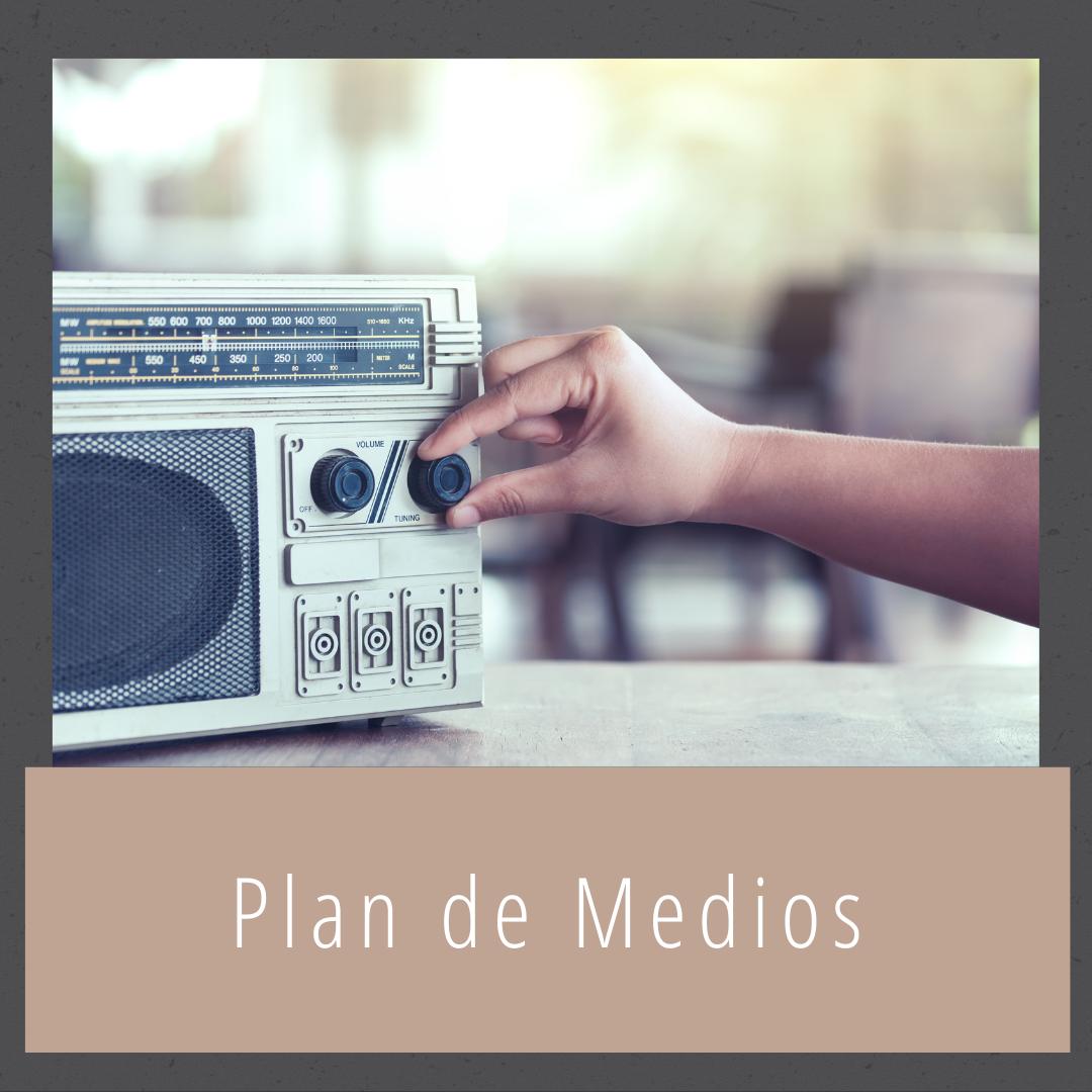 Plan de Medios