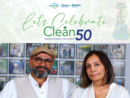 Clean50 Nominates Canada's Top Climate-savvy Leaders of 2022