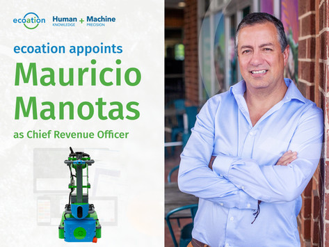 Ecoation Appoints Mauricio Manotas as Chief Revenue Officer