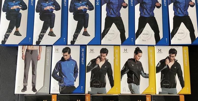 Hotsuit HK爆汗衣 新界西區指定銷售點