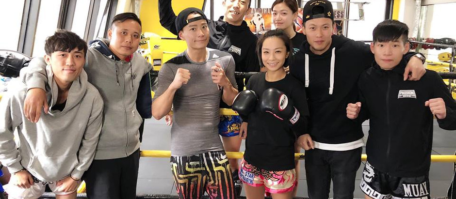KING STAR PLUS 學員為TVB劇集拍攝