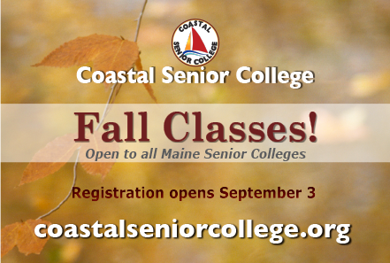 Coastal Senior College Postcard