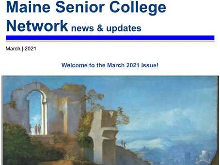 Don't miss this month's MSCN newsletter!