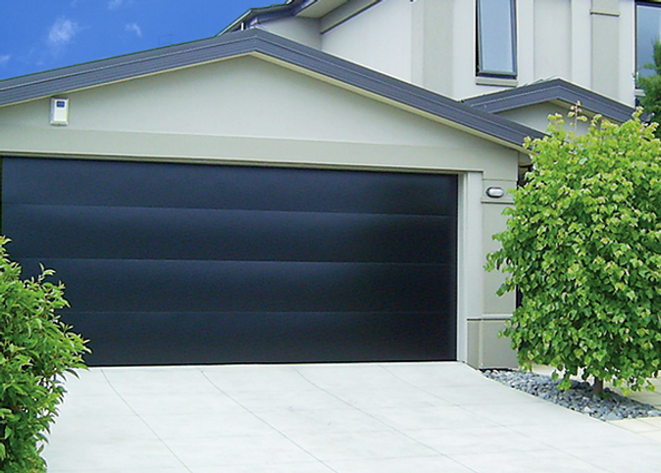 Steel Sectional Garage Door - Dominator