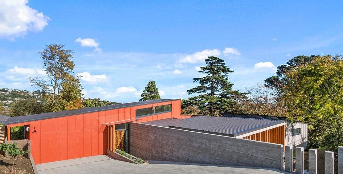 Architectural Garage Door - Dominator Ac