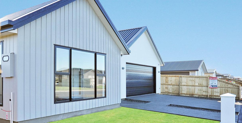 Garage Doors for New Builds - Dominator