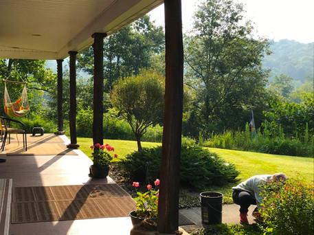 csummer porch and gardener_ruth.jpg