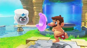 Game-Super Mario Odessey
