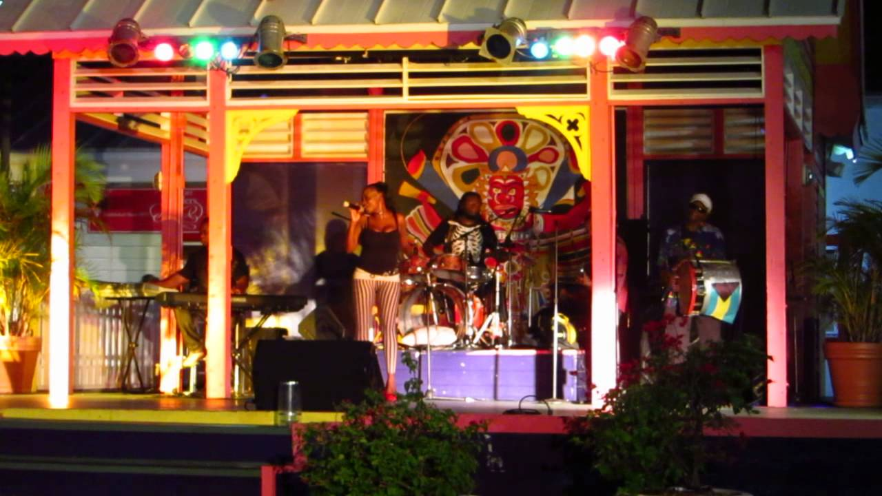 Bahamian Entertainment