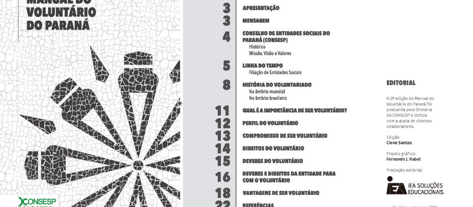 Manual do Voluntário