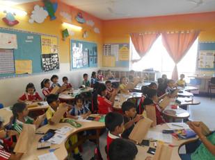 Junior Garde Classroom