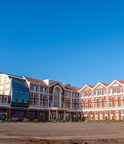 Wisdom High International School Govardhan Campus