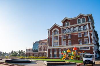 Wisdom High International School | Govardhan Campus
