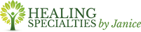 Healing Specialties by Janice Logo