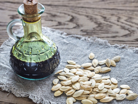 Pumpkin Seed Oil:  A Natural Remedy for Bladder Health Problems