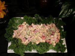 Chaé Porteé's Pasta Salad