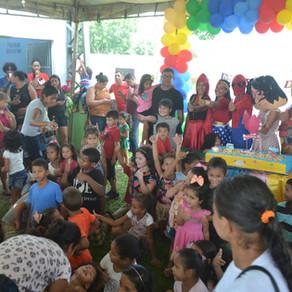 Prefeitura de capixaba realiza evento de comemoração ao dia das crianças