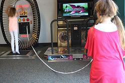 Xtreme Craze arcade jumping jackpot