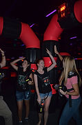 Xtreme Craze laser tag players