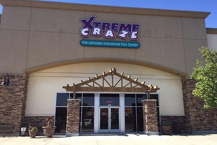 Xtreme Craze front entrance