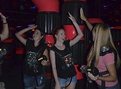 Xtreme Craze laser tag win