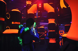 Xtreme Craze laser tag base