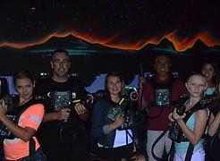 Xtreme Craze laser tag fun