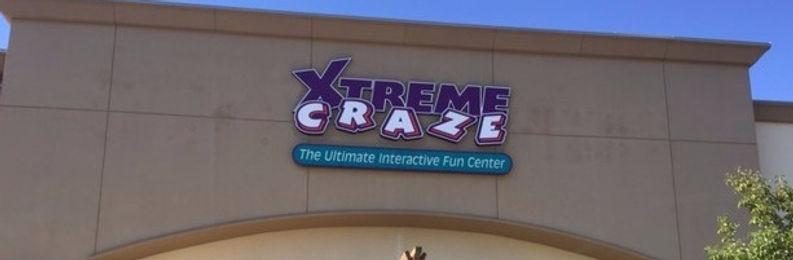 Xtreme Craze front of building