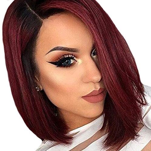 Burgundy Cutie Wig