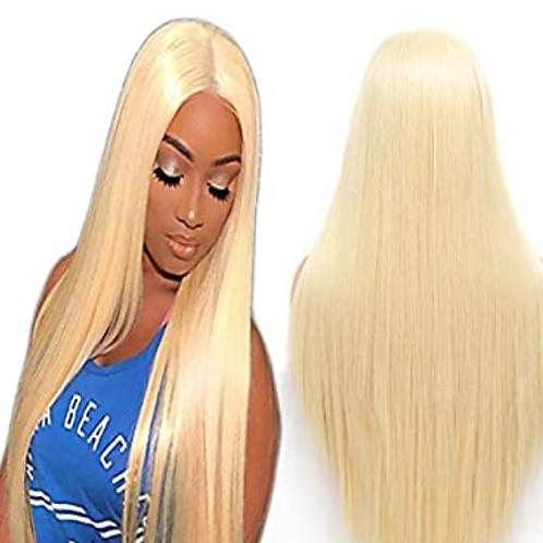 The Blonde Statement Wig