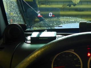 Jeep Wrangler не работает панель приборов | Проектор на лобовое стекло Exelevan X5