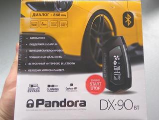 Немного новинок от компании Pandora | Сигнализации, иммобилайзеры, брелоки