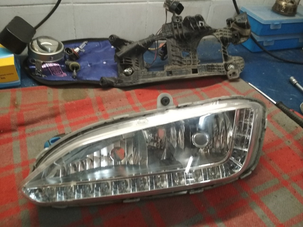 ПТФ Hyundai Santa Fe