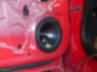 установка магнитолы усилителя динамиков колонок омск цена прайс