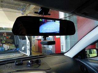 установка камеры заднего вида обгона парктроника видеорегистратор омск цена прайс