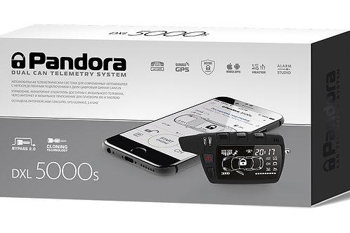 Pandora DXL 5000 S сигнализация с автозапуском