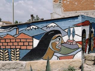 Vernissage fresque murale