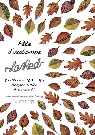 Fête d'automne - 9 octobre 2019