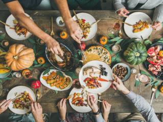 Repas / Abendessen / Dinners