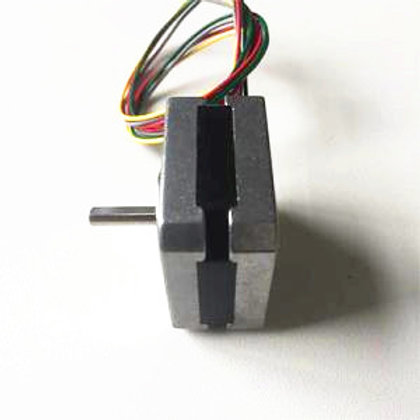 NEMA 17 22mm long Pancake Stepper Motor 0.8A 42x42*22