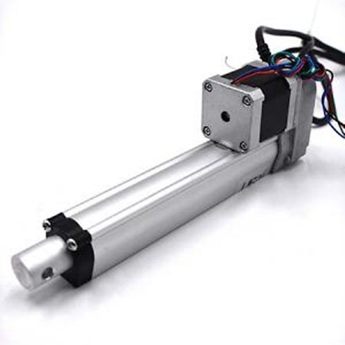 9-36VDC stepper motor type linear actuator 50mm stroke
