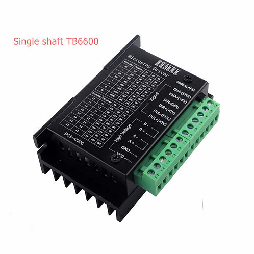 Single axis TB6600 stepper motor driver