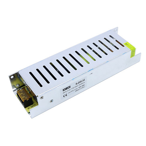 12V 100W long strip single output switching power supply