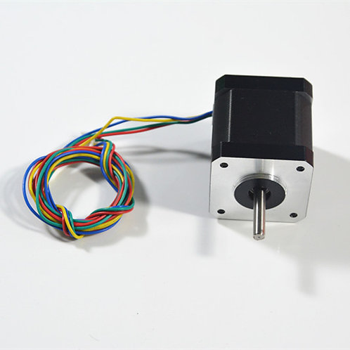 NEMA 17 0.9 degree 48mm long stepper motor 1.68A 0.44Nm