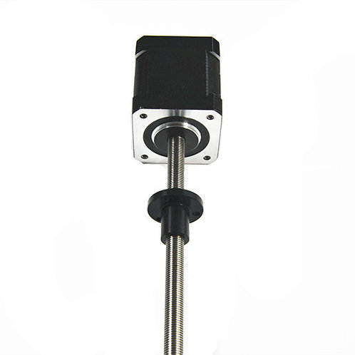 Nema14 Threaded Stepper with 200mm lead screw
